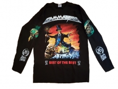 2015: Best Of The Best - 25 Years Tour Longsleeve, Size M