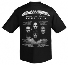 2014: Empire Of The Undead Tour T-Shirt, Size L