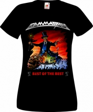 2015: Best Of The Best - 25 Years Tour Girly-Shirt, Size M