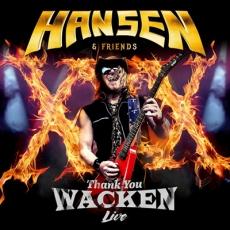 2017: Hansen & Friends - Thank You Wacken Live (CD+DVD)