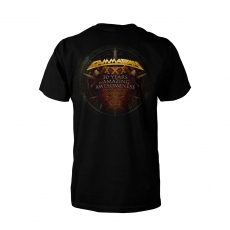 2020: 30 Years Anniversary T-Shirt (golden), Size XL