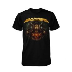 2020: 30 Years Anniversary T-Shirt (golden), Size XXL