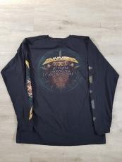 2020: 30 Years Anniversary Longsleeve-Shirt (golden), Size S