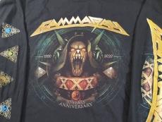 2020: 30 Years Anniversary Longsleeve-Shirt (golden), Size L