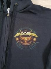 2020: 30 Years Anniversary Zip-Hoodie (golden), Size XL