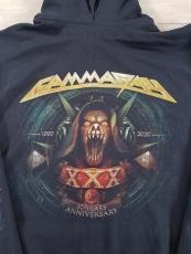 2020: 30 Years Anniversary Zip-Hoodie (golden), Size XXL