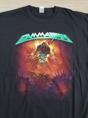 2020: 30 Years Anniversary T-Shirt (green), Size XL