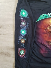 2020: 30 Years Anniversary Longsleeve-Shirt (green), Size S