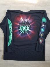 2020: 30 Years Anniversary Longsleeve-Shirt (green), Size XL