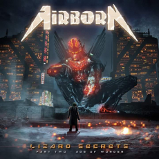 2020: Airborn Lizards Secrets Pt. II - Age Of Wonder (Jewel Case)