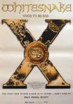 Whitesnake: Release-Poster 2008 (DIN-A2)