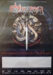Saxon: Tour-Poster 2011 - Pt. I (DIN-A1)