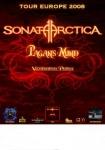 Sonata Arctica: Tour-Poster 2008 (DIN-A1)