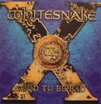 Whitesnake 2008 Promo-Poster (LP-Größe)