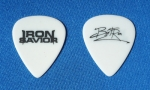 Jan Bertram - Guitar Pick Celluloid (white/black)