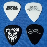 Jan Bertram - Guitar Pick Set (+ Paragon), Celluloid