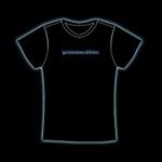 2005: Embrace The Silence (Girlie-Shirt), Größe 8