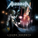 2018: Airborn Lizards Secrets Pt. I - Land Of The Living (Jewel Case)