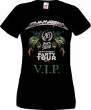 2015: Best Of The Best V.I.P Girlie-Shirt, Größe L