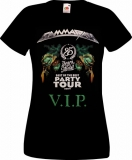 2015: Best Of The Best V.I.P Girlie-Shirt, Size S