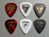 Kai Hansen Guitar Picks Tripple Set
