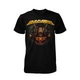 2020: 30 Years Anniversary T-Shirt (golden), Size XXL