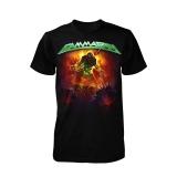 2020: 30 Years Anniversary T-Shirt (grün), Größe L